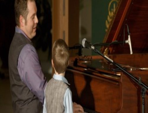 For Cindy: A Solo Piano Concert To Help End Alzheimer's